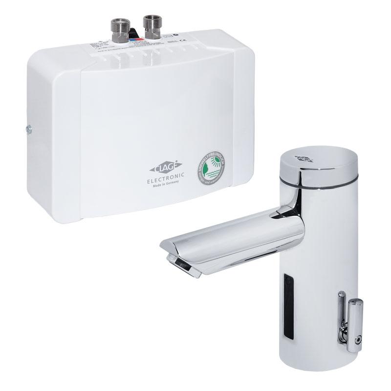 clage klein durchlauferhitzer mdx 3 mit sensor armatur f r handwaschbecken 13103 g nstig. Black Bedroom Furniture Sets. Home Design Ideas