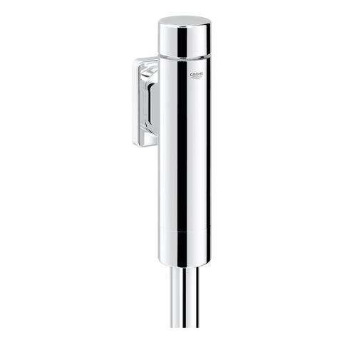 GROHE WC-Druckspüler Rondo A.S. 37349 DN20 m. integrierter Vorabsperrung chrom