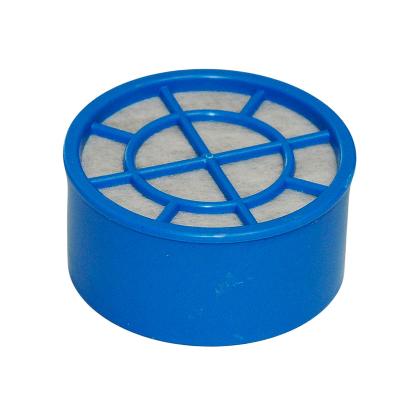 sanit abusanitair ersatz filtereinsatz zu ventilair active mit aktivkohle filtervlies 764799. Black Bedroom Furniture Sets. Home Design Ideas
