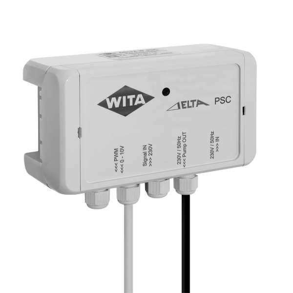 Wita Pumpensignalwandler Delta W Psc Wandelt Phasenanschnitt In 0