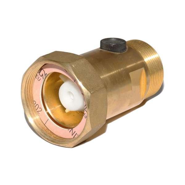 Honeywell Vorschalt-Rückflussverhinderer Messing RV277-11/2A