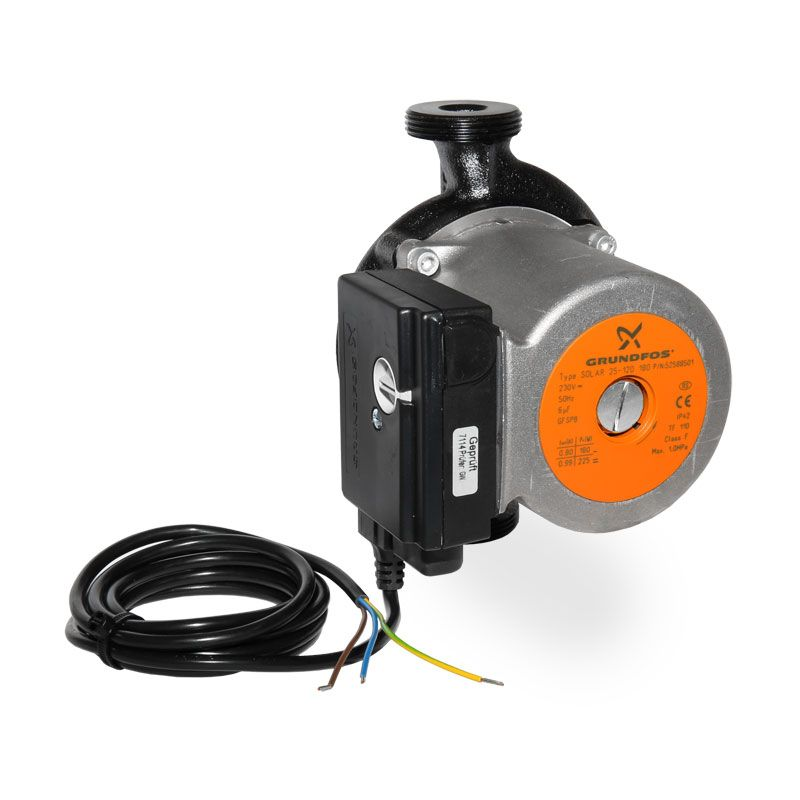 Anschlusskabel Strom 230V für Heizungspumpe Grundfos UPM3